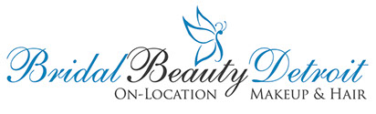 Bridal Beauty Detroit | On-Location | Makeup & Hair Logo